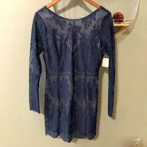 ✨✨NWT Gorgeous Free people lace👗 dress✨✨